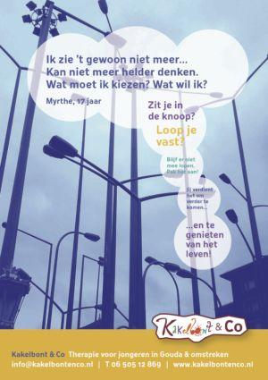 KC poster keuzestress
